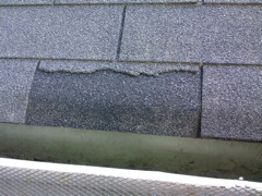 Acworth's Best Gutter Cleaners' Certainteed Certified roofers can install or replace your damaged or weathered shingles.