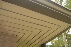 Acworth's Best Gutter Cleaners' can replace rotted fascia and soffitt